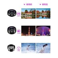 外置摄像头演唱会iphone6s通用苹果x华为7单反广角微距套装摄影高清长焦手机镜头单筒望远镜18倍变焦