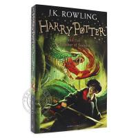 英文原版小说 哈利波特与密室 Harry Potter and the Chamber of Secrets 2 系列第