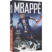 【驰创图书】Mbappé Updated Edition 世界足球明星人物传记 姆巴佩 青少年课外读物 英文原版进口儿童