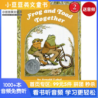 #Frog and Toad Together 青蛙和蟾蜍在一起 I Can Read