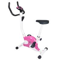 动感单车 家用静音健身车室内锻炼自行车织带车脚踏车运动器材