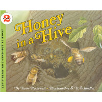 Honey in a Hive (Let's Read and Find Out) 自然科学启蒙2:蜂房里的蜜蜂ISB