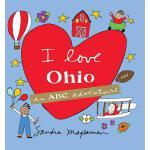 【预订】I Love Ohio: An ABC Adventure
