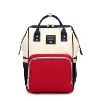 韩版妈咪包双肩包妈妈背包大容量出行包母婴旅行包孕妇待产包