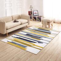 20190321224243967简约北欧风家用地毯客厅沙发茶几卧室床边满铺现代可机洗毯子