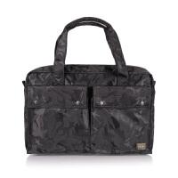 新品男士单肩包防水公文包商务休闲大容量手提包
