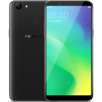 OPPO A79 全面屏 4GB+64GB 黑色 全网通4G手机