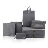 洗漱包  码包整理袋数 化妆包七件套装   防水旅行收纳袋  行李箱衣物