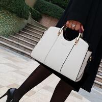 女士包包2019新款时尚女包白色手提单肩斜挎包大气大容量