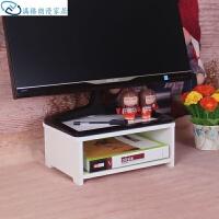 显示器增高架增高置物架电脑底座架子托架收纳抬高办公屏幕置物架液晶显示器简约