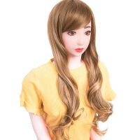 日本充气娃娃 男用真人版带阴毛半实体充气娃娃女用全自动美女人体用品情趣用品
