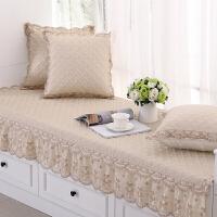 欧式飘窗垫窗台垫定做卧室阳台垫坐垫榻榻米垫子可机洗飘窗毯装饰