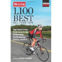 【预订】Bicycling 1,100 Best All-Time Tips: Top Riders Share Th
