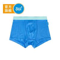 【1件6.5折到手价:25.3】361度童装 男童平角内裤 2019春季新品N11912454