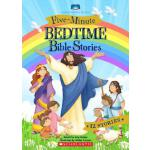 【预订】Five-Minute Bedtime Bible Stories