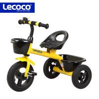 儿童三轮车脚踏车宝宝车子1-3-2-6岁幼儿3轮自行车大号