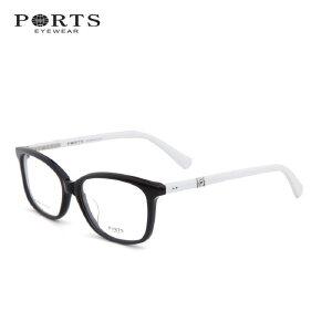 PORTS宝姿光学眼镜框 近视眼镜女款全框超轻眼镜架POF13413