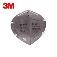 3M口罩9021防护口罩KN90耳带式防雾霾PM2.5防尘户外骑行口罩