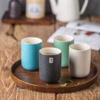 陶典创意马克杯 情侣简约日式杯子 早餐杯喝水杯麦片杯陶瓷牛奶杯
