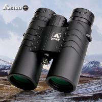 双筒望远镜充氮防水高倍高清望眼镜屋脊8x42微光夜视非透视镜 8X42舒适稳定型 (视野更大)