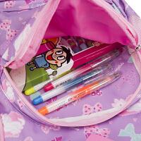小学生书包女孩子1-3年级 儿童卡通书包超轻防水减负书包6-10岁