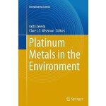 【预订】Platinum Metals in the Environment 9783662523858