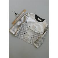 [82-906]新款女装短款上衣时尚短外套0.33