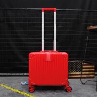 结婚箱登机箱18寸行李箱包女小型陪嫁箱拉杆箱商务男旅行箱子韩版 18寸