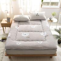 特加厚10cm可折叠学生宿舍单双人软褥子日式榻榻米床垫
