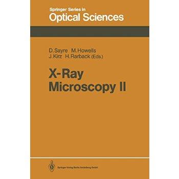 【预订】X-Ray Microscopy II: Proceedings of the International Sympo... 9783662144909 美国库房发货,通常付款后3-5周到货!
