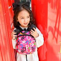 幼儿园书包1儿童男女3背包5小女孩4包包公主美爆迷你双肩防