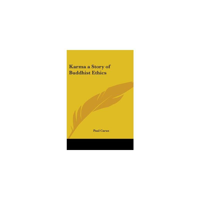 【预订】Karma: A Story of Buddhist Ethics 预订商品,需要1-3个月发货,非质量问题不接受退换货。