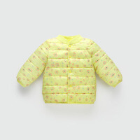 秋冬新款儿童羽绒棉衣保暖内胆女童冬装上衣外穿 宝宝