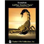 【预订】Litplan Teacher Pack: Scorpions