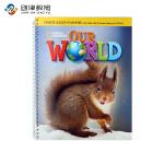 Our World level 预备级 Lesson Planner正版美国国家地理少儿英语教材教师用书