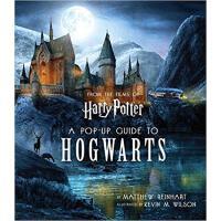 现货正版 英文原版 哈利波特:霍格沃茨立体书 美国版 Harry Potter: A Pop-Up Guide to
