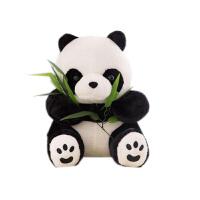 *公仔黑白抱抱熊抱枕毛绒玩具布娃娃可爱女孩趴趴熊特超大号