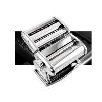 家用不锈钢手动面条机意大利分体面条机饺子皮机压面机