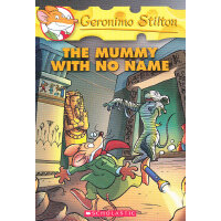 Geronimo Stilton #26: The Mummy with No Name 老鼠记者26:没名字的妈咪