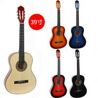 39英寸古典吉他尼龙弦椴木合板学生通用练习入门乐器礼物a286