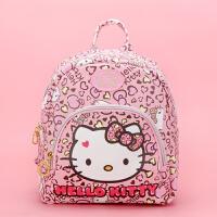 hellokitty凯蒂猫儿童包包幼儿园小书包女童时尚休闲旅行双肩背包