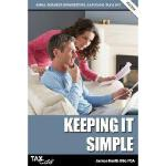 【预订】Keeping It Simple: Small Business Bookkeeping, Cash Flo