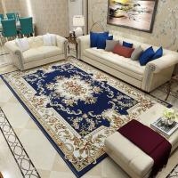 大地毯卧室床边满铺宫廷家用茶几垫 地毯欧式美式客厅沙发 0.8×1.5米 15毫米厚 重4.7斤