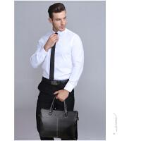 时尚真皮商务包男士手提包户外休闲单肩包斜挎包头层牛皮公文包