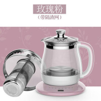 全自动厚玻璃功能中药壶黑茶煮茶器煮茶壶煮花茶壶