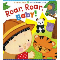 Roar, Roar, Baby!: A Lift-The-Flap Board Book    ISBN:9781481417884