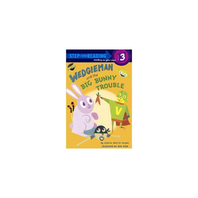 【预订】Wedgieman and the Big Bunny Trouble 美国库房发货,通常付款后3-5周到货!