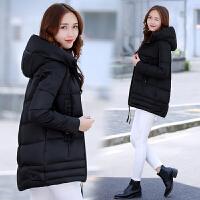 反季棉衣女中长款韩版加厚棉袄冬天外套女装处理冬装冬季羽绒