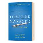 Hold住 第一次当经理 第6版 英文原版书 The First-Time Manager 英文版进口英语企业管理书籍