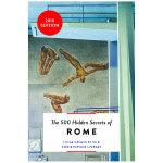 【500个隐藏秘密旅行指南】Rome,罗马 英文原版旅游攻略
